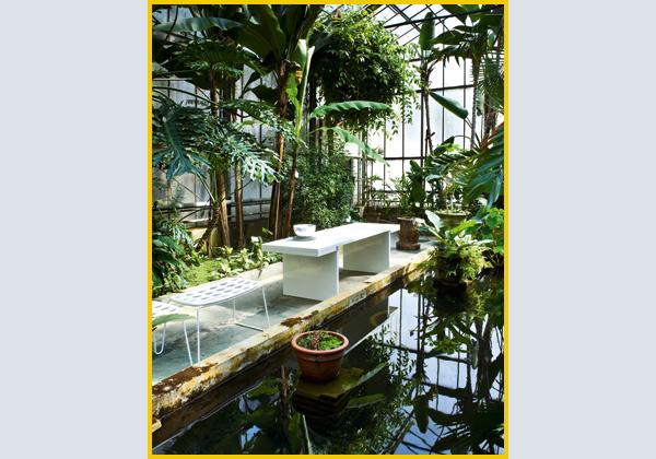 Tavoli tra natura e design livingcorriere for Siti design interni