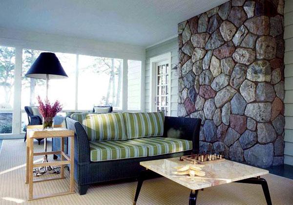 Interni Case Stile Inglese : Arredamento casa stile americano. stunning case e ville in stile
