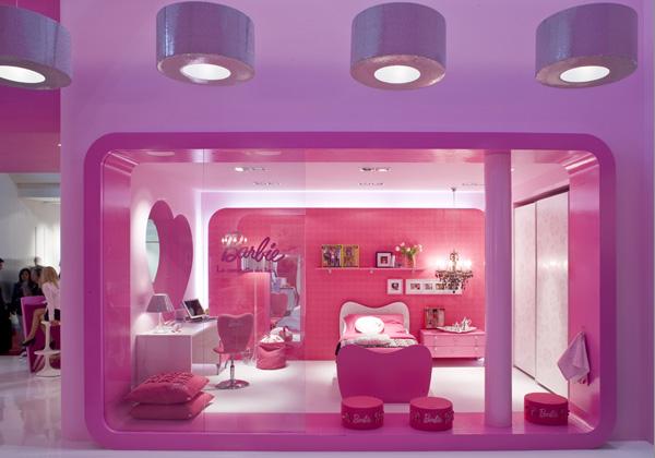 Mobili Per La Casa Di Barbie : Costruisci e decora la casa di barbie barbie la nostra passione