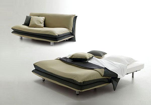 Il letto in pi livingcorriere - Letto che si chiude ...