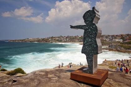 Un museo a cielo aperto sulla spiaggia, è la nuova edizione di Sculpture by the sea con più di 100 opere d'arte esposte sulla costa di Cottesloe. Fino all'8 novembre