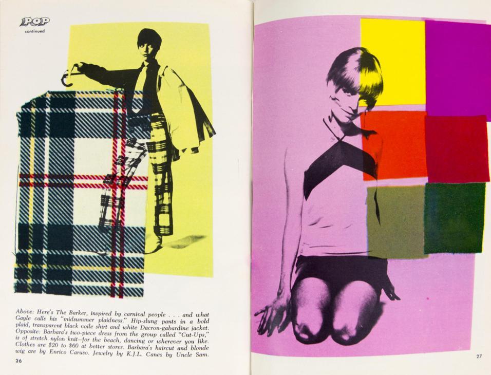 Maria Calderara, in occasione dei trent'anni di apertura del suo spazio milanese, ospita una mostra dedicata al rapporto tra Andy Warhol e il mondo dell'illustrazione di moda. Fino al 16 novembre