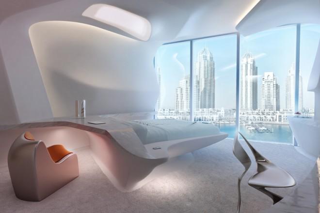Ufficio Nuovo Hotel : Me by melià dubai è il nuovo albergo di lusso firmato da zaha hadid