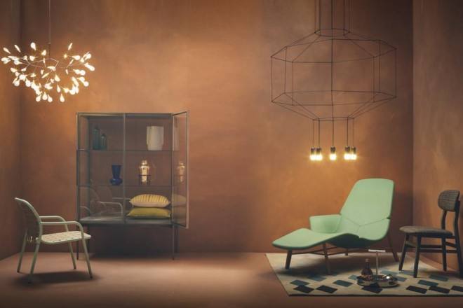 Lampadari moderni livingcorriere for Immagini living moderni
