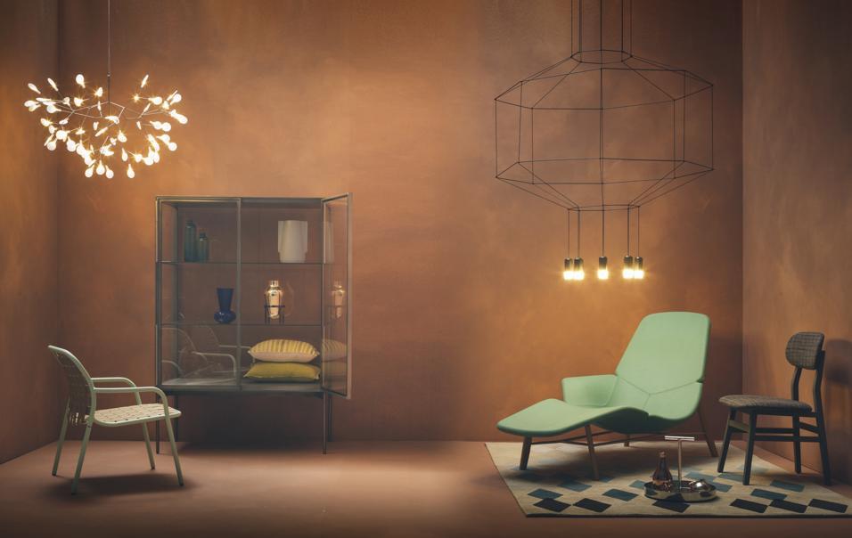lampadari a braccia di design