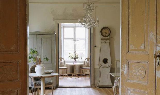La luce è uno dei tratti fondamentali dell'abitazione di Göran Peterson e Barbro Grandelius
