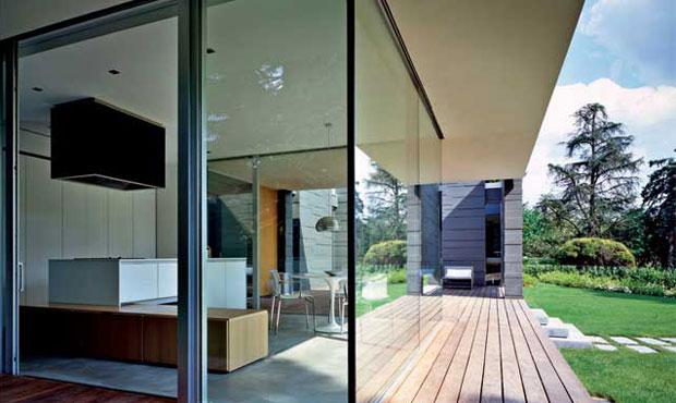 Bagno In Camera Con Vetrata : Cento vetri quadri livingcorriere