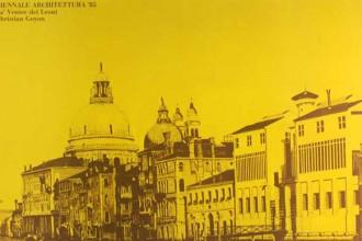 Biennale Architettura '85