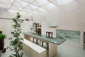 La casa a Yokohama progettata dall'architetto Takeshi Hosaka