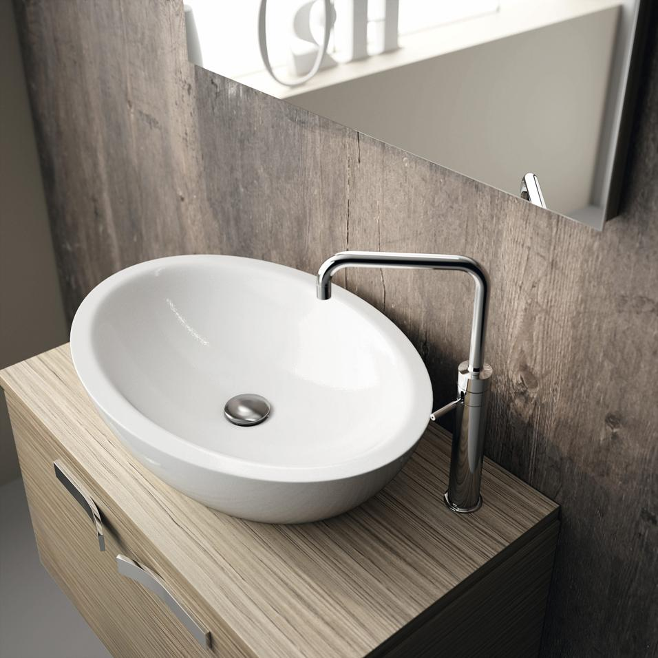 15 lavabi per il bagno for Prezzi lavabo bagno