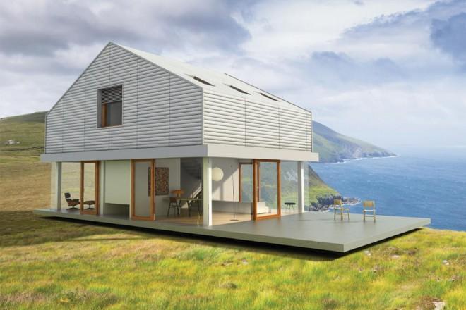 Negozi In Legno Prefabbricati : Case prefabbricate in legno: le novità di more