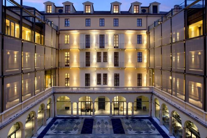 L orto sul tetto for Hotel design torino