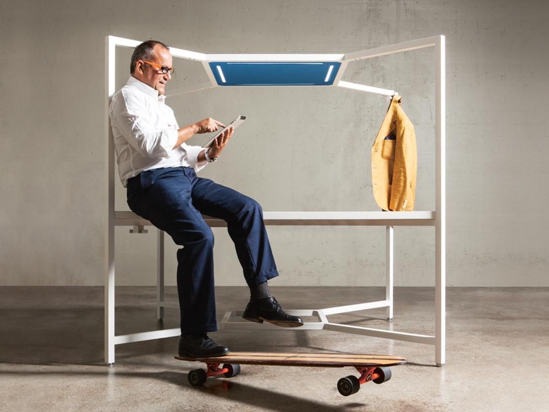 Mobili componibili per l ufficio for Mobili per l ufficio