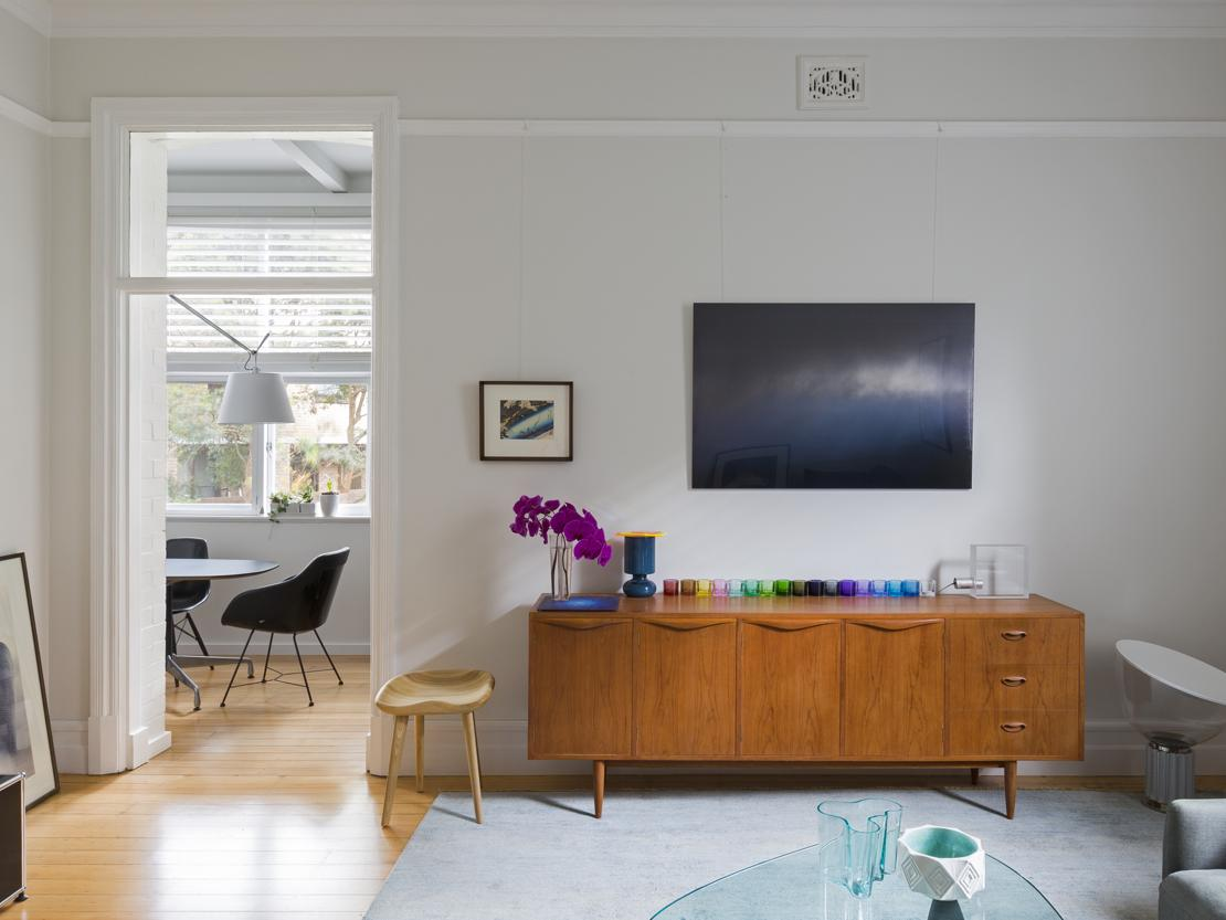 Appartamento new classic a sydney for Appartamento new design roma lorenz