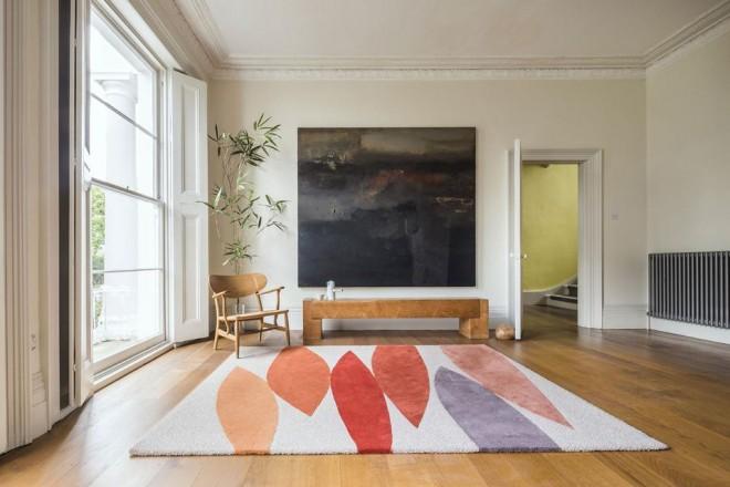 Tappeti Kilim Moderni : Tappeto kilim design geometrico