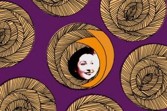Emamoke Ukeleghe è una 'mixed media textile designer'. Ha aperto il suo studio dopo la laurea al Royal College of Art di Londra