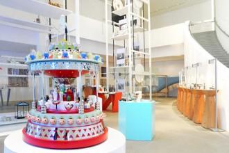 Oggetti e Progetti. Alessi: storia e futuro di una fabbrica del design italiano è il titolo della mostra in corso a Monaco