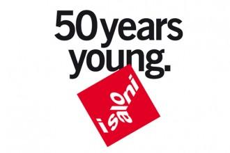 Lo slogan della 50ª edizione del Salone del Mobile di Milano
