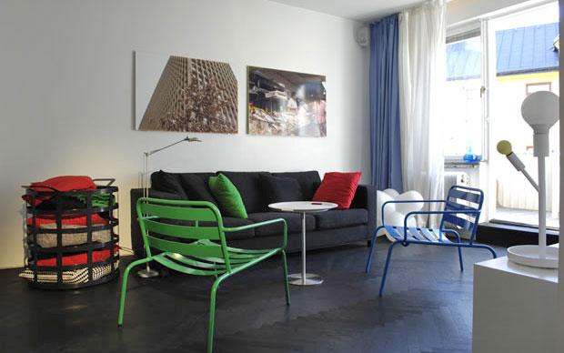 Il mini appartamento livingcorriere for Design interni appartamenti