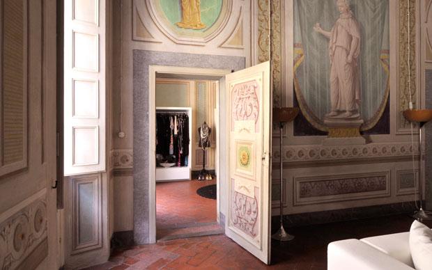 Progetti d epoca livingcorriere for Appartamento new design roma lorenz