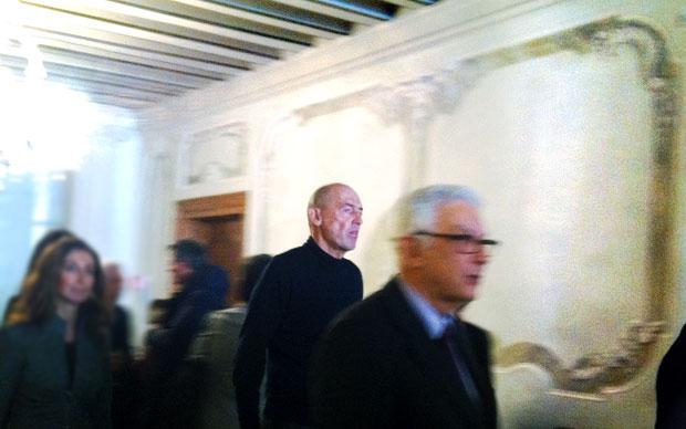 Rem Koolhaas preceduto da Paolo Baratta