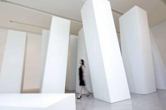L'installazione Internal Time diventata parte della collezione Permamente della Fondazione Bisazza