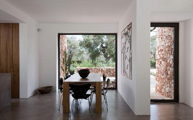 L'obiettivo principale del progetto di Luca Zanaroli è stato quello di mantenere inalterata la percezione del luogo