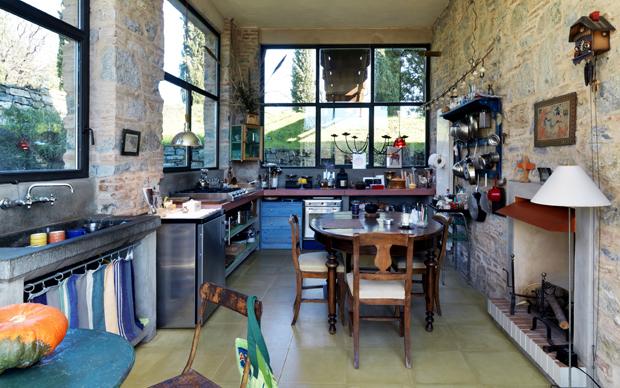 Arredamento Toscano Rustico : Rustico con vista livingcorriere