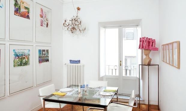 Vivere d arte livingcorriere - Pierdominici casa ...