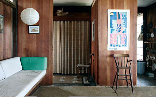 Capanna moderna livingcorriere for Planimetrie delle case in stile cape cod