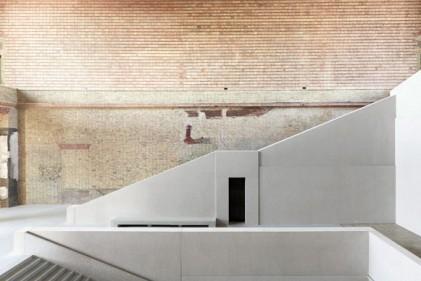 Il  Neues Museum a Berlino. Foto Preussicher Kulturbesitz Joerg von Bruchhausen