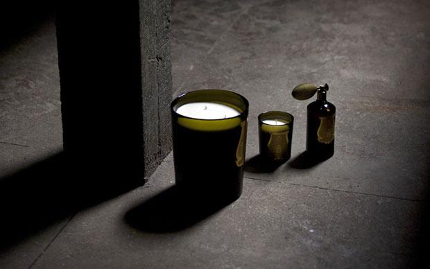 Alcuni dei prodotti di Cire Trudon