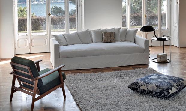 Bianco classico livingcorriere for Arredamento classico bianco