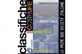 La copertina di Classifiche di Costruire in edicola allegato al numero di novembre