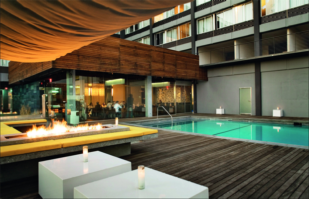 Condo loft livingcorriere - Palestra con piscina ...