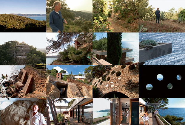 """Nelle immagini dal video """"André Lefèvre Jean Aubert Architects"""" – realizzato da Luc Bouery per LB83Production e con le fotografie di Olivier Amsellem –"""