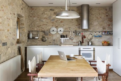 Arredamento cucine idee per mobili e elettrodomestici for Idee cucina living