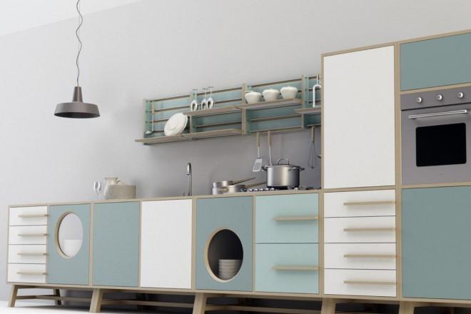 Elementi per cucine componibili simple cucina componibile cucina comodit delle cucine - Moduli per cucine componibili ...