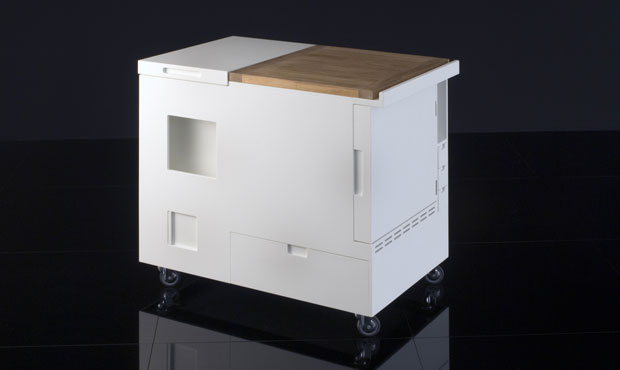 Mobili Da Cucina Su Ruote : La cucina è mobile livingcorriere