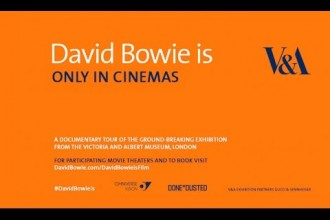 David Bowie al cinema
