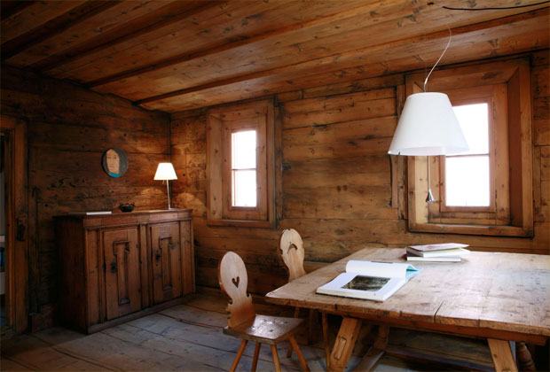 Gli arredi in legno sono del XV secolo