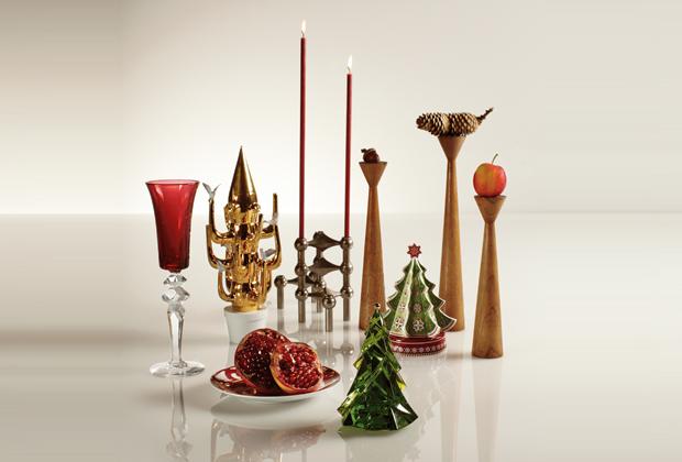 GLI INDISPENSABILIAlbero di Natale in cristallo verde Noel di BACCARAT