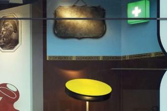 I giovani designer Nipa Doshi (nata a Bombay nel 1971) e Jonathan Levien (Scozia 1972). Si sono incontrati al Royal College of Art di Londra dove hanno fondato
