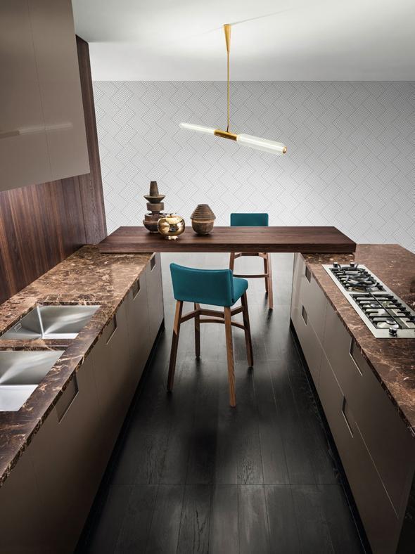 Il piano di lavoro in cucina - Piano da lavoro cucina ...