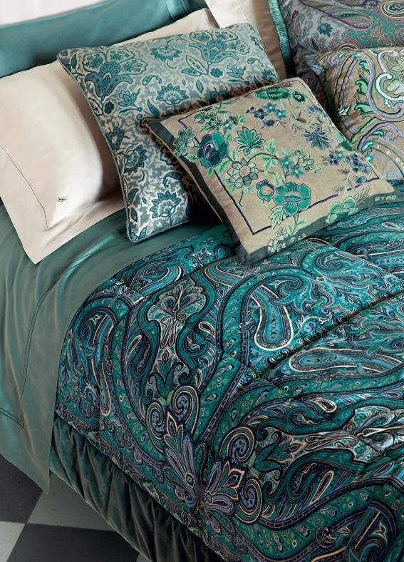 Biancheria da letto for Etro arredamento