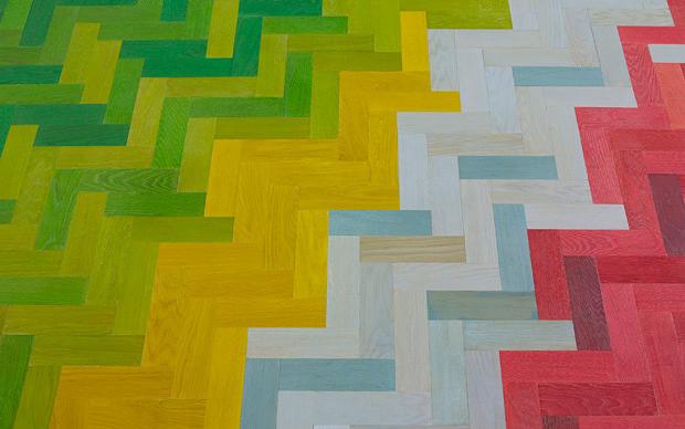 Il progetto Labyrinth pensato dallo studio Studio Job per una delle sale del Groninger Museum
