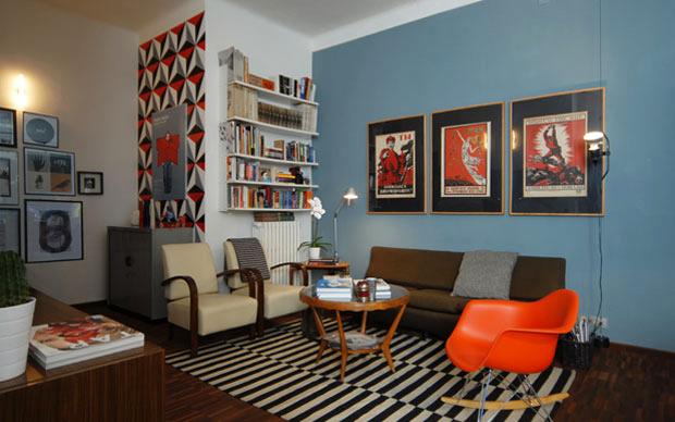 Camera Da Letto Vintage Anni 70 : Anima vintage livingcorriere