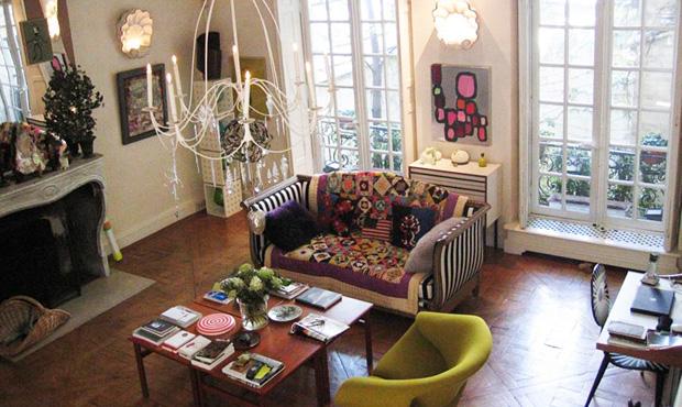 Un appartamento storico