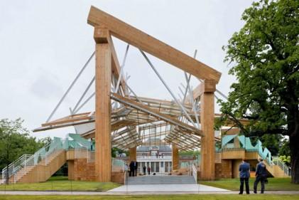 L'opera di Gehry ha una superficie di 526 metri quadrati