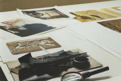 un laboratorio artigianale quello di Arrigo Ghi